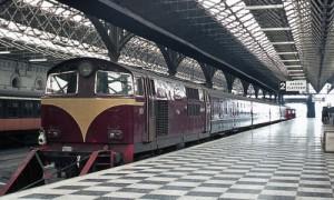 Irish Rail - Connolly Station