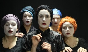Galway Core College at Blue Teapot Theatre Company