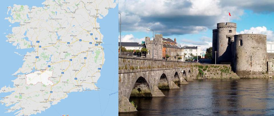 Things to do in Limerick