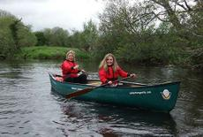 Guided Canoeing Tours with Adventure Gently