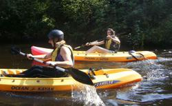 Watersports on Lough Allen with the Allen Centre