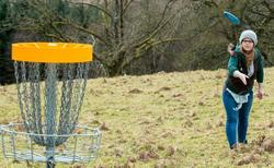 Disc Golf at Kippure Estate