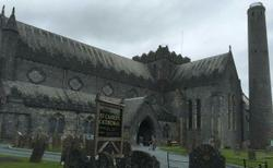 St Canice's Cathedral and Round Tower, Kilkenny