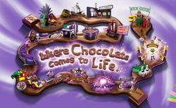 Cadbury World Experience and Factory Tour Birmingham