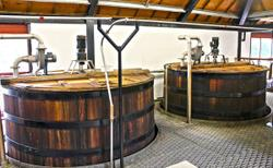 Isle of Arran Whisky Distillery Factory Tour