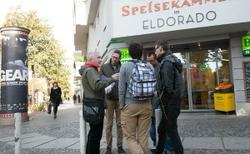 Isherwood's Neighbourhood Walking Tour Berlin