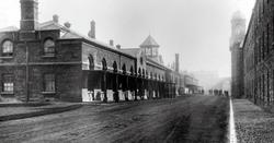 Richmond Barracks