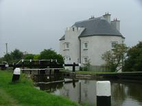 Boland's Lock Keeper's House at 26th  Lock
