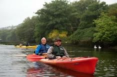 Cork City and Harbour Kayaking Tours